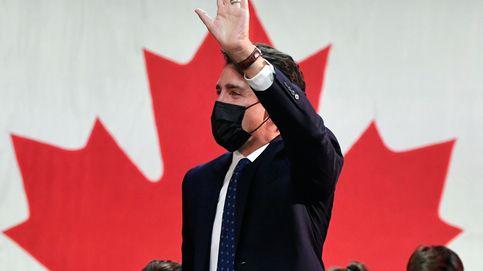 El partido liberal de Trudeau gana las elecciones