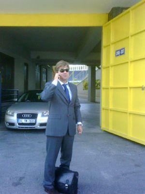 Luis Aragonés demanda al Fenerbahçe