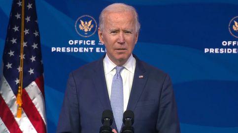 Biden pide a Trump exigir el fin de este asedio al Capitolio en televisión