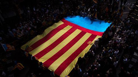 De Barcelona a Tokio, los vendedores de patria y sus banderas