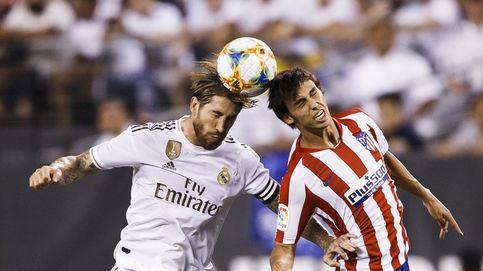 El descriptivo análisis de Sergio Ramos y el otro (molesto) derbi de Real Madrid y Atlético