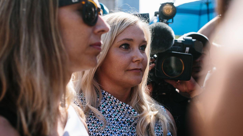 Virginia Roberts Giuffre, la mujer que acusa a Epstein y al príncipe Andrés. (EFE)