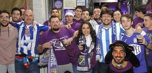 Post de El pueblo palentino que se hizo de la Real: no todo está podrido en el fútbol español