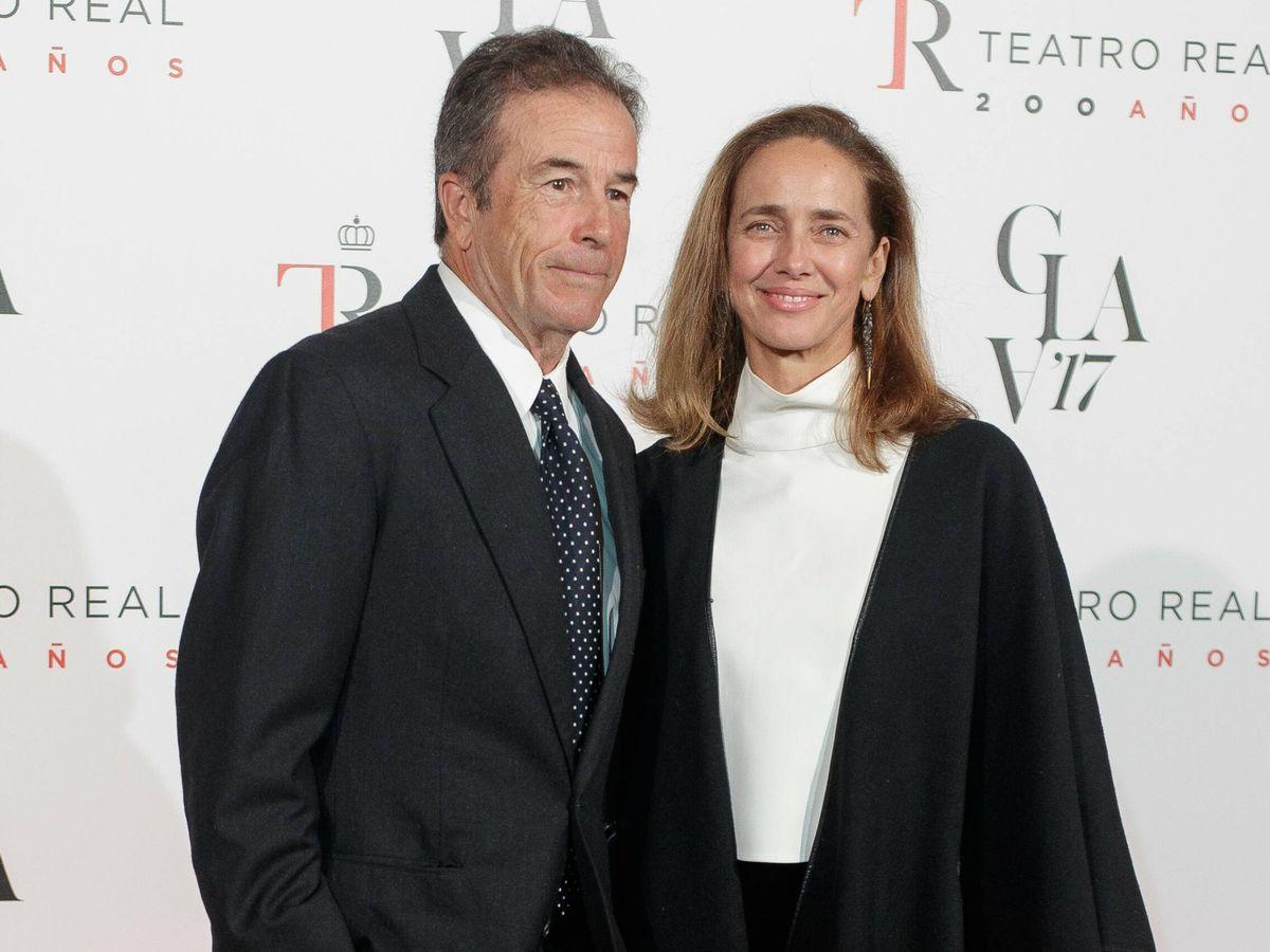 Foto: Blanca Suelves y Ioannes Osorio, en el Teatro Real. (Getty)