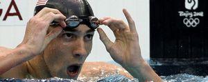 """Phelps: """"Yo sé que estoy limpio"""""""