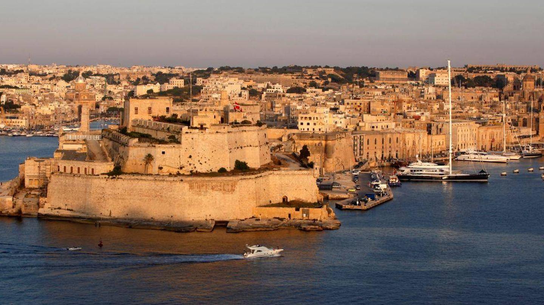 Vista de La Valeta, capital de Malta. (Reuters)