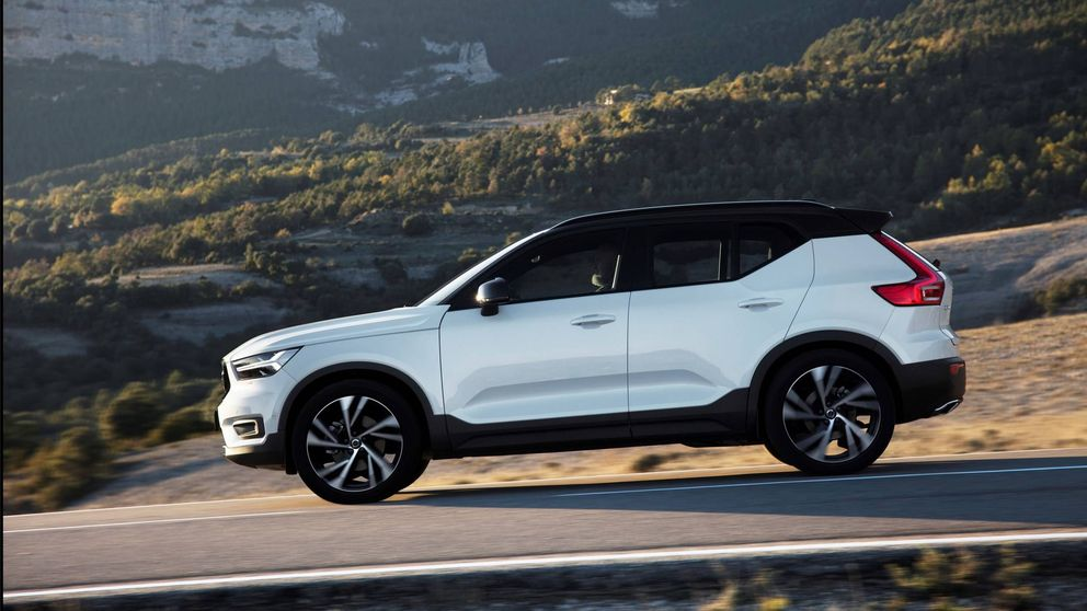 Volvo entra en el mundo del tres cilindros