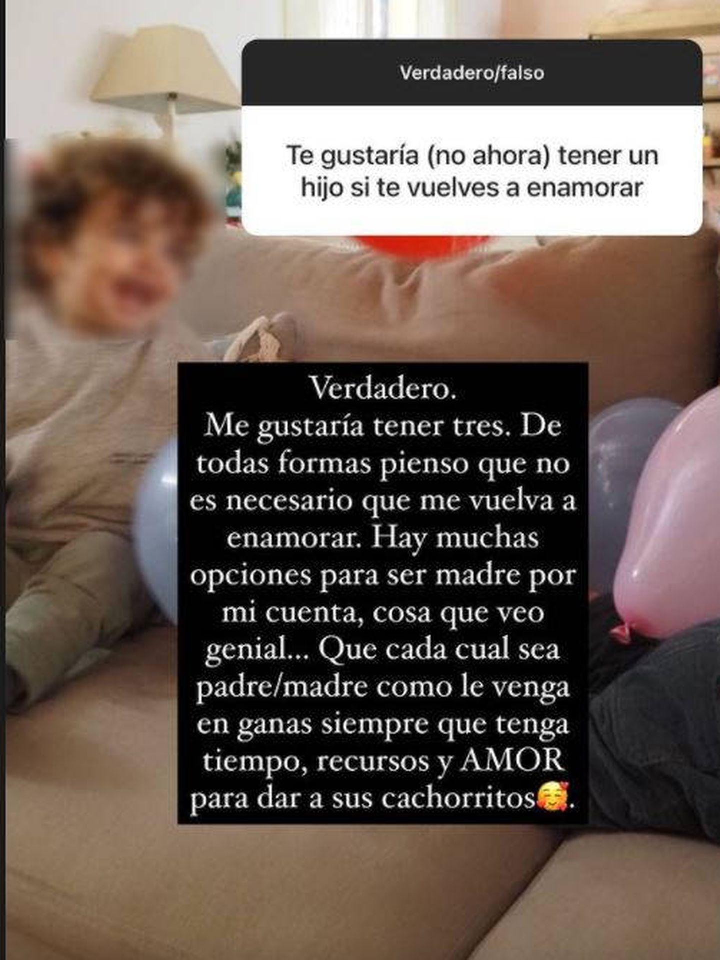 Rocío Osorno se sincera en Instagram. (Instagram @rocio0sorno)