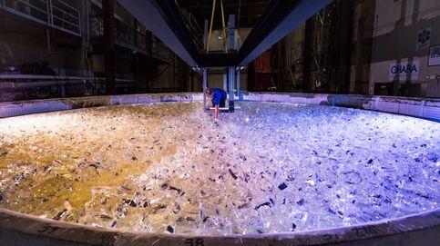 Así se construye uno de los telescopios más grandes del mundo