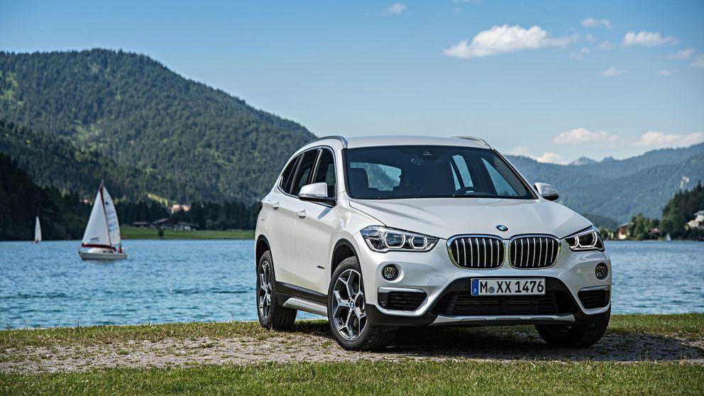 Nuevo BMW X1, más alto y más campero
