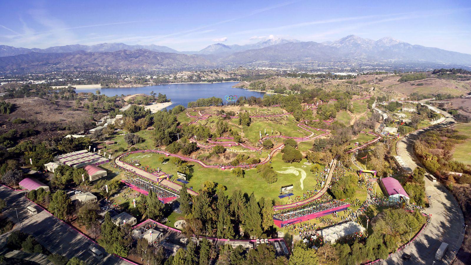 Así es el proyecto de Los Ángeles para los Juegos Olímpicos de 2024