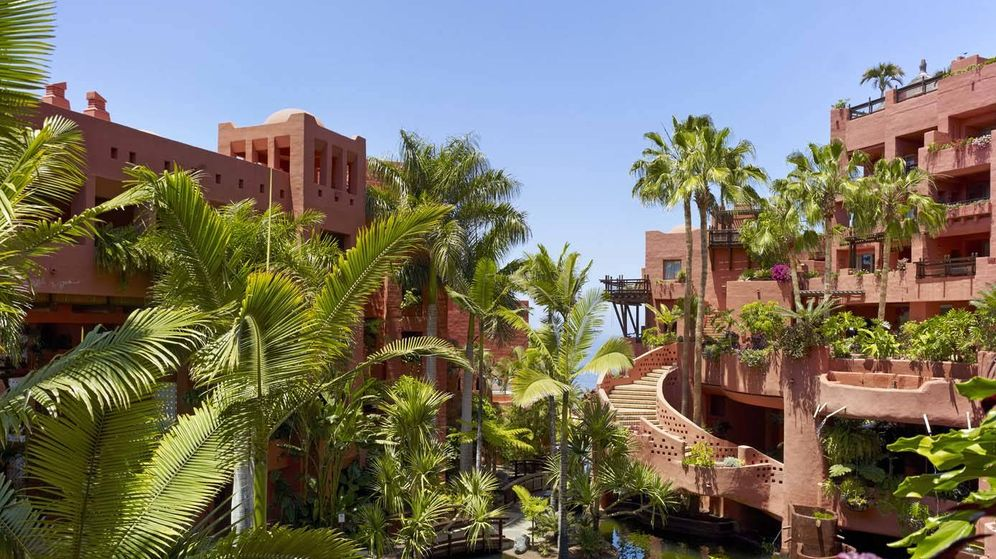 Foto: El hotel Ritz Carlton Abama de Tenerife es como la isla, pura exuberancia y lujo. (Matthew Shaw)