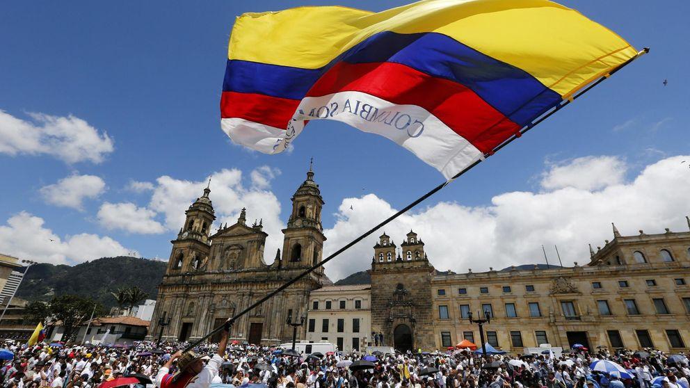 Sacyr y Cintra logran la 'pole' en dos vías colombianas valoradas en mil millones