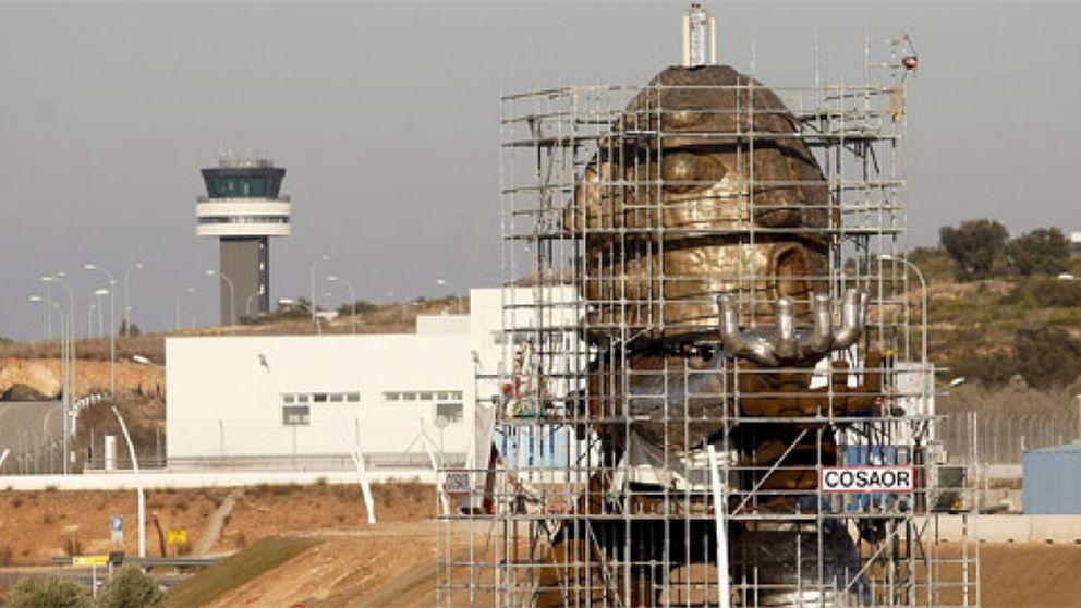 El fondo libio que iba a 'salvar' el aeropuerto de Castellón es... un periodista sin un euro