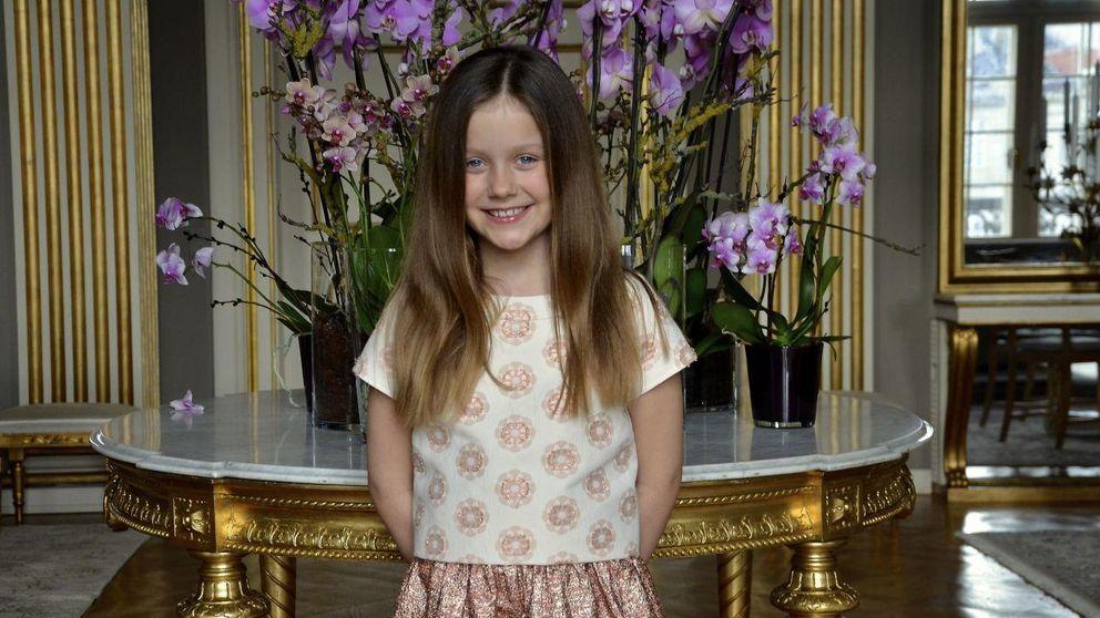 Isabella de Dinamarca, una auténtica princesita que cumple 9 años