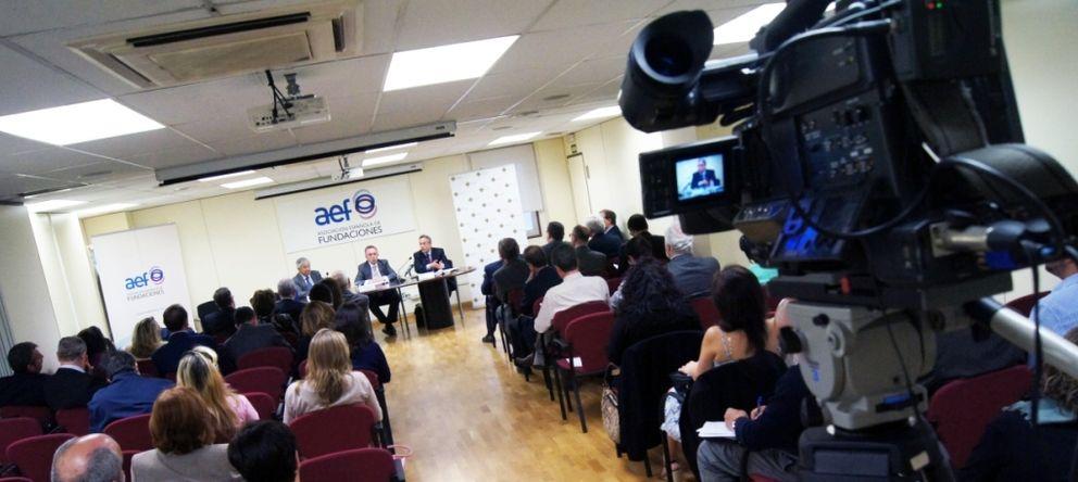 Foto: Evento de AEF. (fundaciones.org)