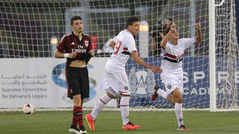 La prensa brasileña afirma que el Madrid ha fichado al joven Augusto Galvan