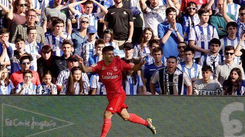 Real Sociedad - Real Madrid en directo: resumen, goles y resultado