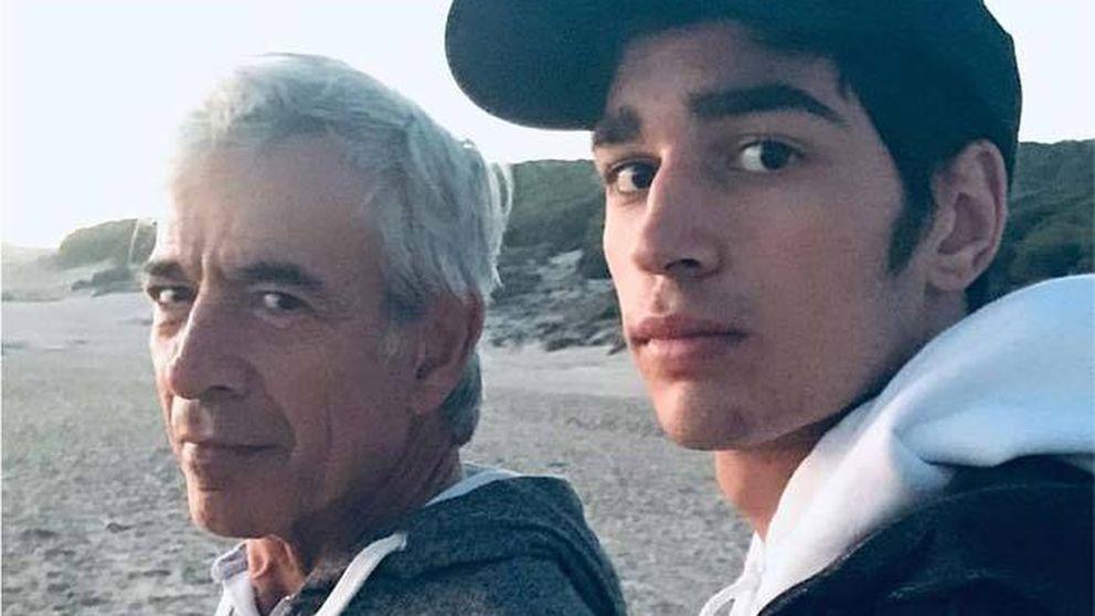 Jon y Daniel: la pasión por actuar de los hijos de Imanol Arias