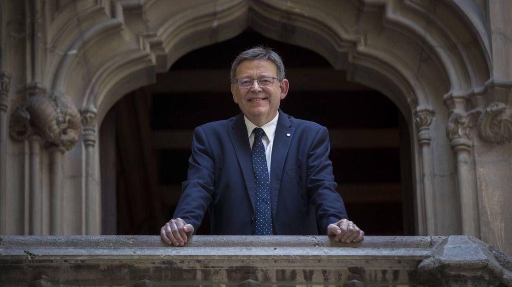 Foto: Ximo Puig, el presidente de la Generalitat Valenciana. (EFE)