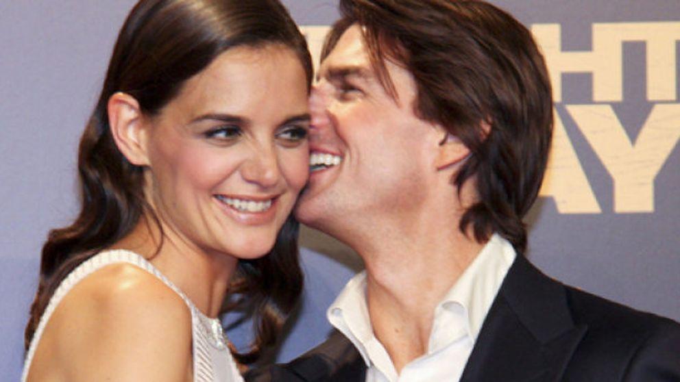 Tom Cruise, dispuesto a abandonar la cienciología para recuperar a Katie Holmes