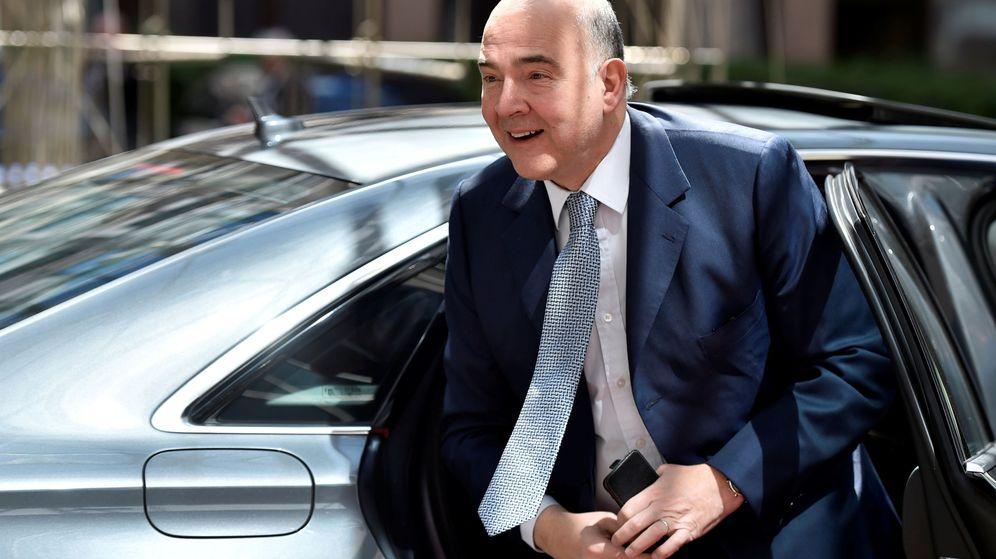 Foto: El comisario europeo de Asuntos Económicos, Pierre Moscovici. (Reuters)
