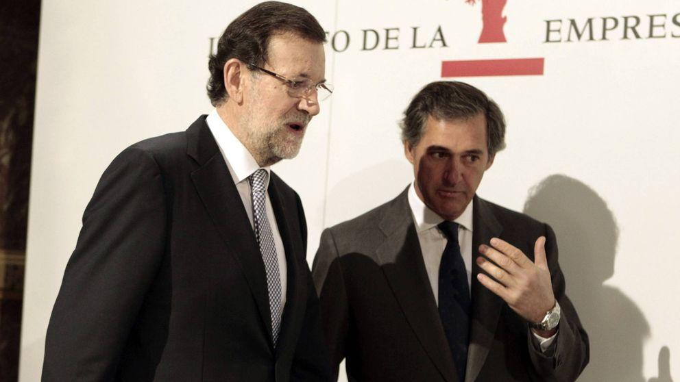 Acciona vuela tras caer Rajoy: los inversores le sacan la espina que le había clavado Nadal