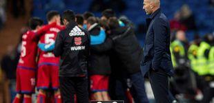 Post de El Madrid llora por los días en los que Morata y Mariano hacían valer la Copa