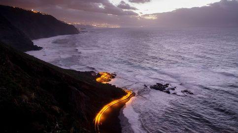 Bajada de las temperaturas, lluvia en el norte y alerta por viento en Tenerife