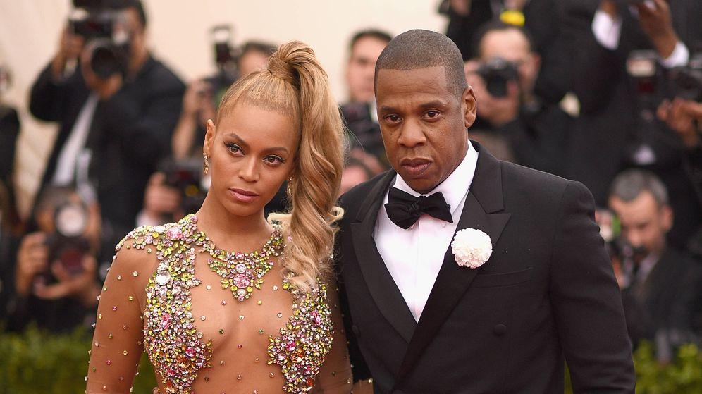 Foto:  Beyoncé y Jay-Z. (Getty)