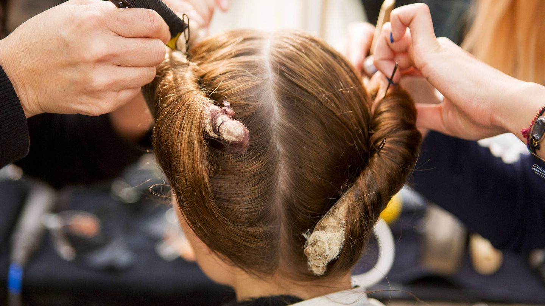 Tu pelo también necesita una alimentación saludable. (Imaxtree)