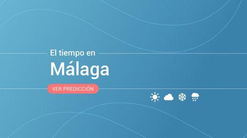 Previsión meteorológica en Málaga: alerta amarilla por fenómenos costeros