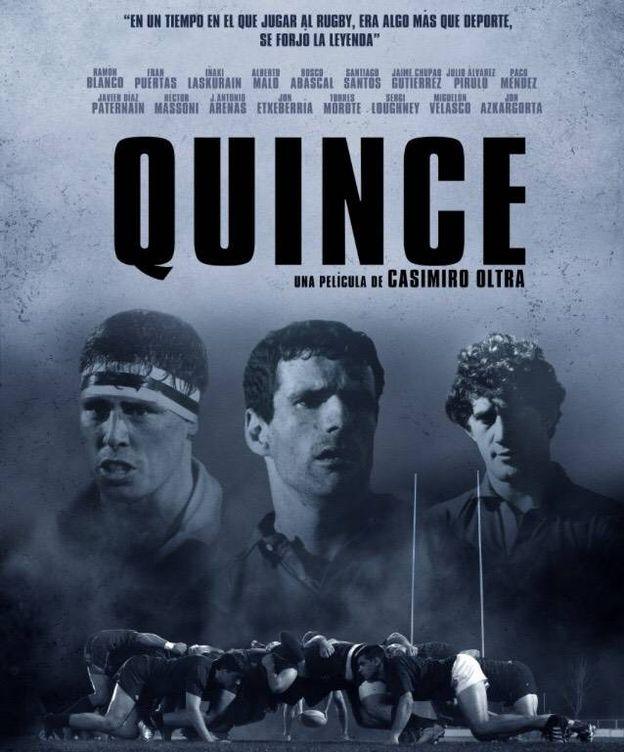 Foto: Cartel promocial de 'Quince', el documental de Casimiro Oltra