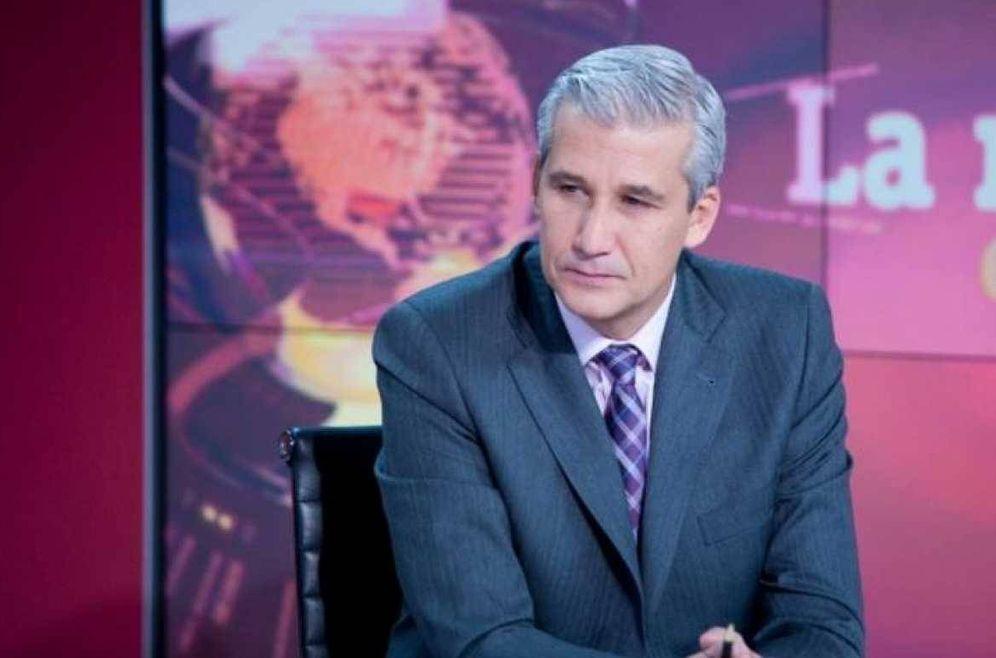 Foto: Víctor Arribas será el nuevo responsable de 'La noche en 24 horas'. (EC)