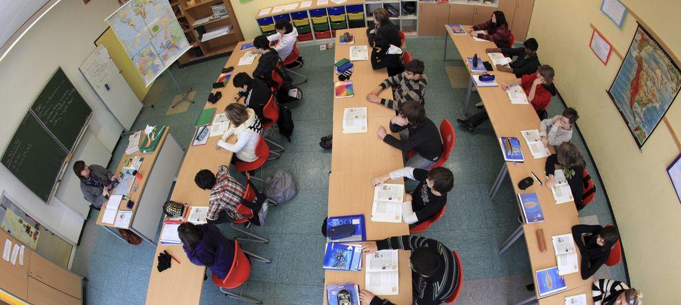 Foto: En el PISA 2012 han participado 300.000 alumnos. (Corbis)
