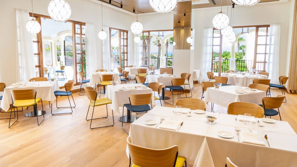 Cataria, un restaurante donde empaparte de mar (en Chiclana)