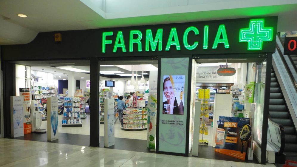 Foto: Imagen de una farmacia