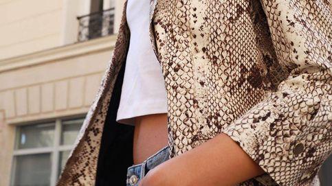 Esta blazer de estampado de serpiente de Pimkie de 30€ será la clave de tus looks de otoño