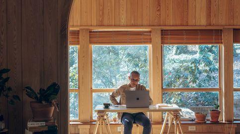Escritorios cómodos y prácticos para el teletrabajo