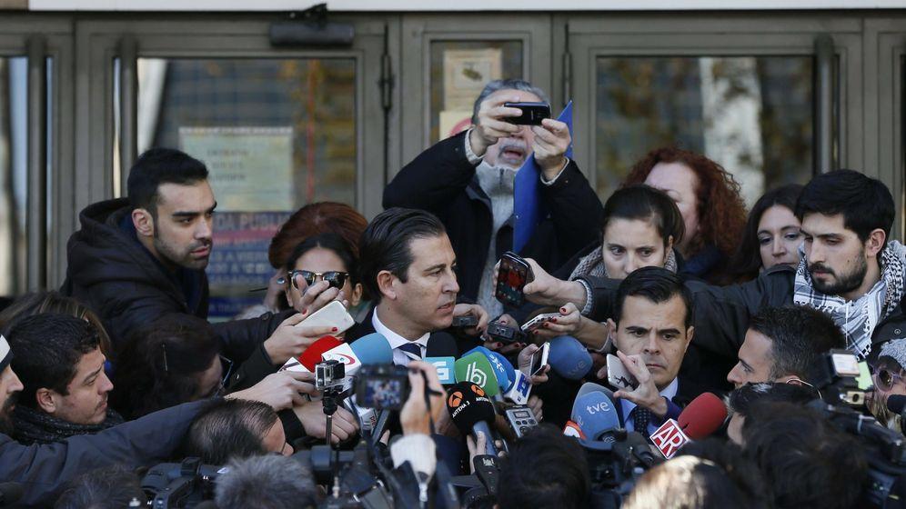 Foto: Los abogados de Francisco Nicolás Gómez Iglesias cuestionaron la parcialidad de los policías que le investigan y el fiscal exige al juez que se posicione sobre esta cuestión. (EFE)