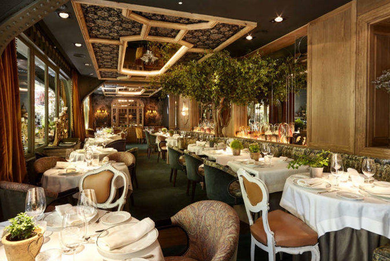 Restaurantes de madrid abiertos en agosto restaurantes for La casa encendida restaurante madrid