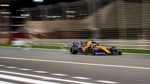 La resurrección de Carlos Sainz y McLaren o cómo partir a Red Bull y Haas por la mitad