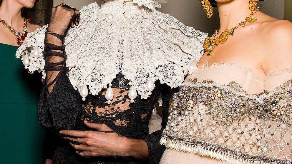 El luminoso maquillaje de Dolce & Gabbana para arrasar estas fiestas