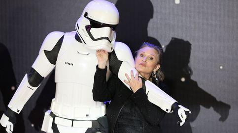 Carrie Fisher, la princesa Leia en 'Star Wars', sufre un ataque al corazón