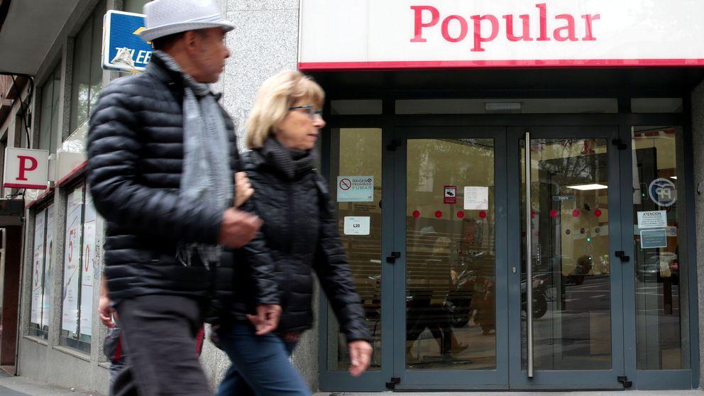 El BdE rechaza que el Popular cree su banco malo mediante una escisión