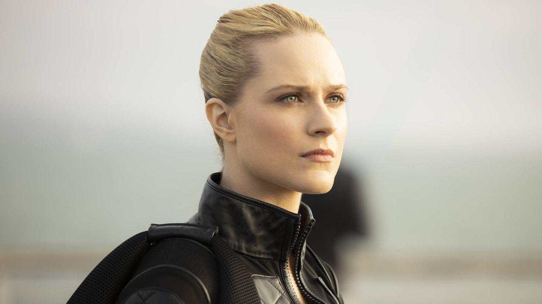 Evan Rachel Wood es Dolores en 'Westworld'. (HBO)