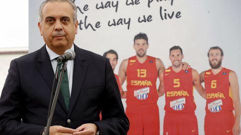 El juez imputa a Sáez por el gasto familiar cargado a la Federación de Baloncesto