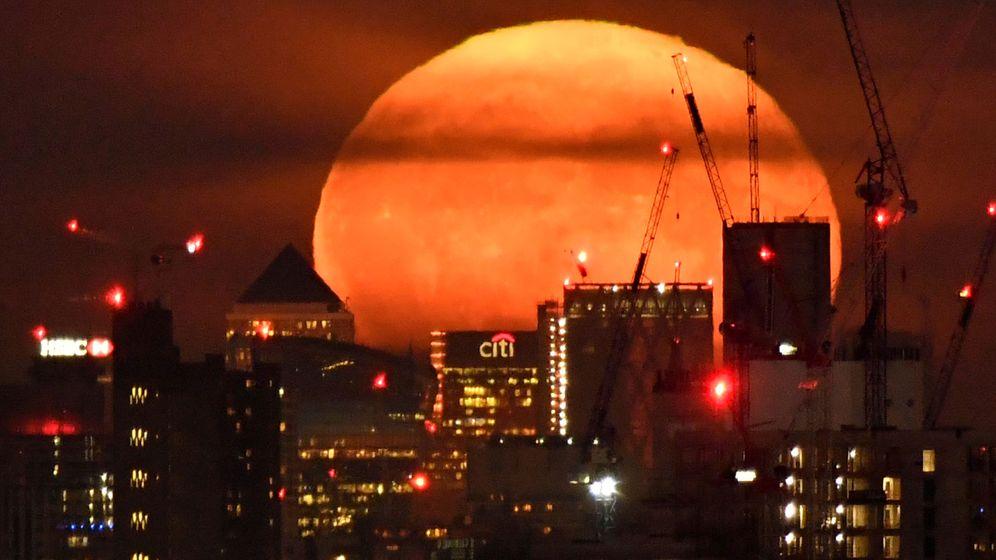 Foto: Skyline de Londres. (Reuters)