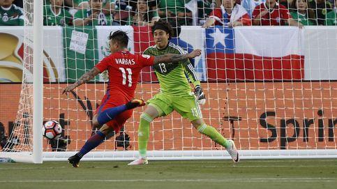 Chile humilla a México (7-0) y Messi e Higuaín se lucen ante Venezuela