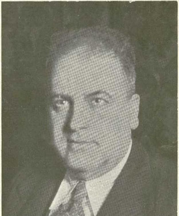 Foto: Rafael Suñén Beneded (Foto: Revista Aragón, 1935)